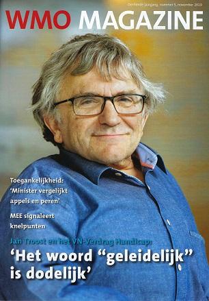 voorpagina met Jan Troost