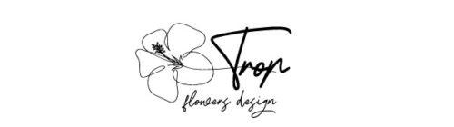 TROP flower design