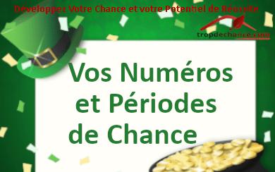 Vos Numéros de Chance