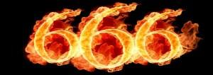 Nombre 666 du Diable