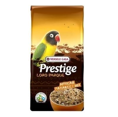 Prestige dvergpapegøye African Premium VAM 1 Kg.