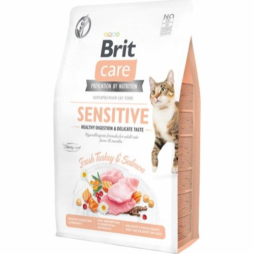 Brit Care Sensitive Digestion and delicate taste