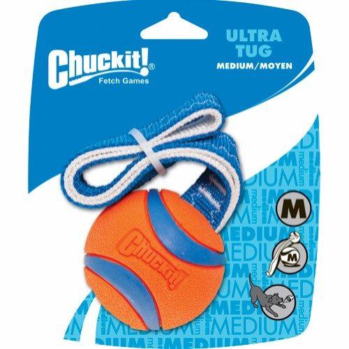 Ultra ball med solid reim-håndtak