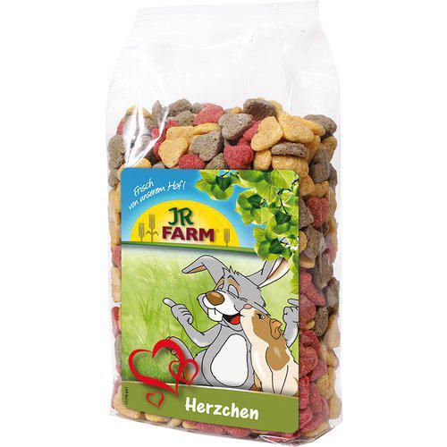 JR Farm småmiks hjerter
