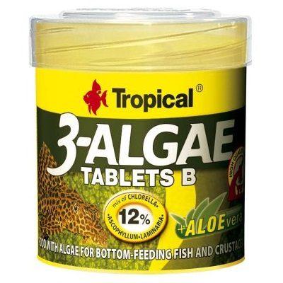 TROPICAL 3 ALGAE TABLETS B
