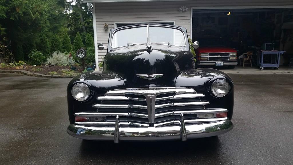 1952 Lincoln Continental Custom