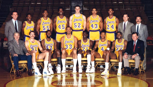 Champions: Lakers Fulfill Riley's Repeat Pledge (Jun-21-1988)