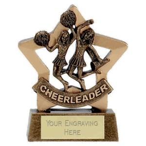 Cheerleading Trophies