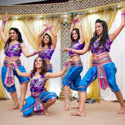 Bollywood Dancers image