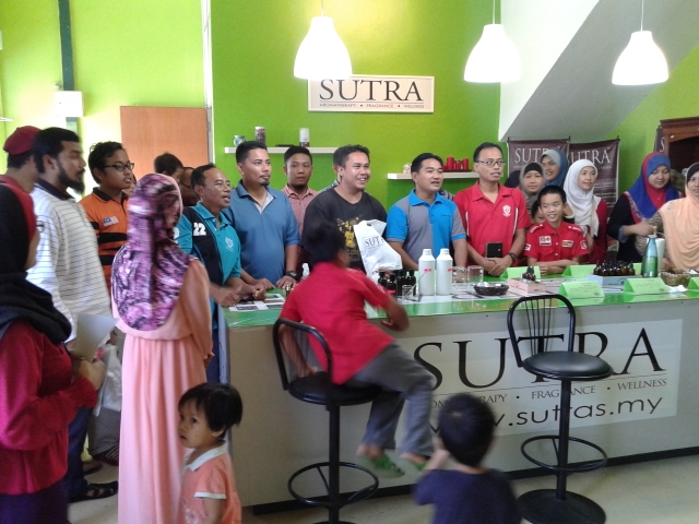 Seminar and Hands-on activities for new SUTRA Agent