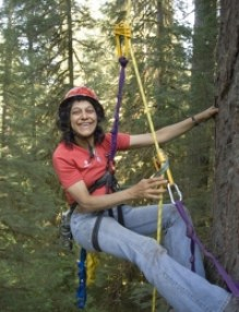 Nalini Nadkarni, Past-President 2002