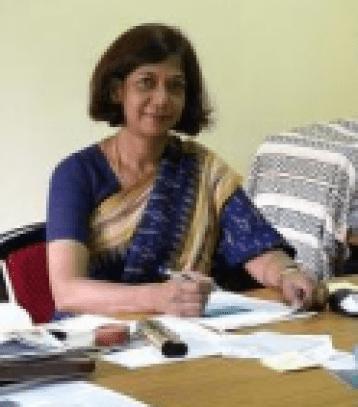 Priya Davidar, Past-President 2009