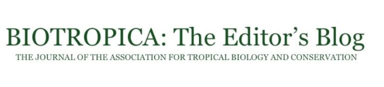 Biotropica Blog
