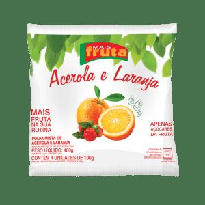 Acerola and Orange Pulp