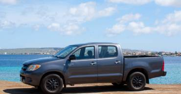 Toyota Hilux Luxury