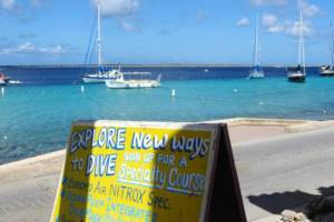 Tropical Car Rental Bonaire pick up on location