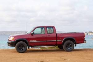 Tropical Car rental Bonaire - Toyota Tundra auto huren