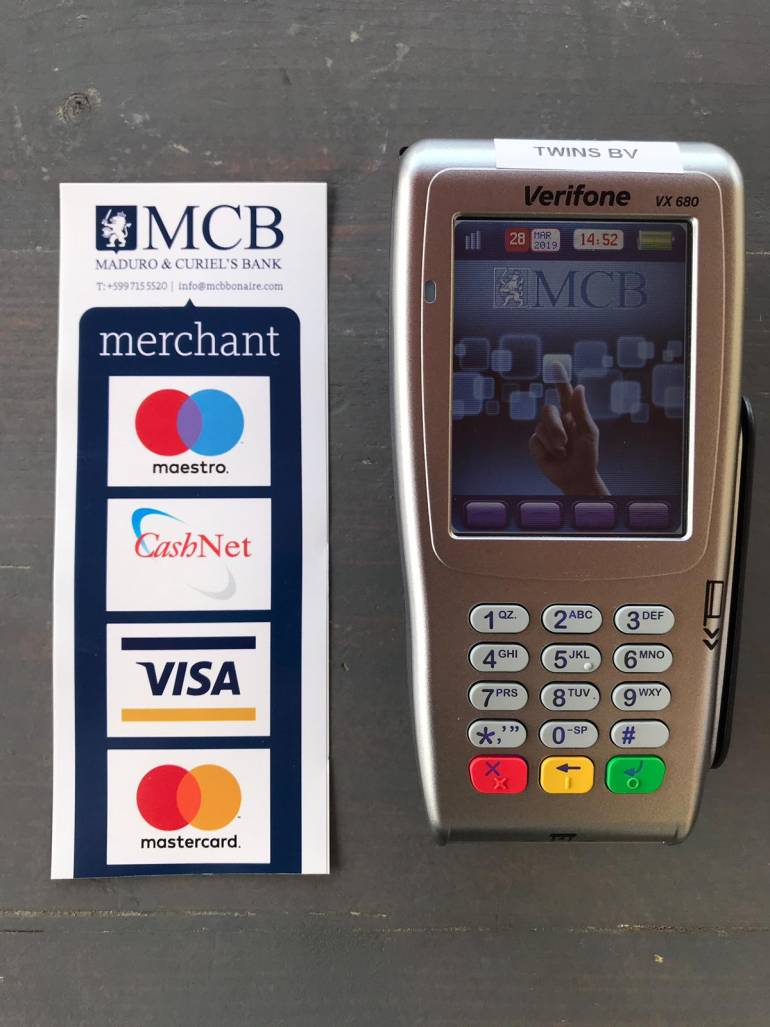 Pay with credit card or debit card