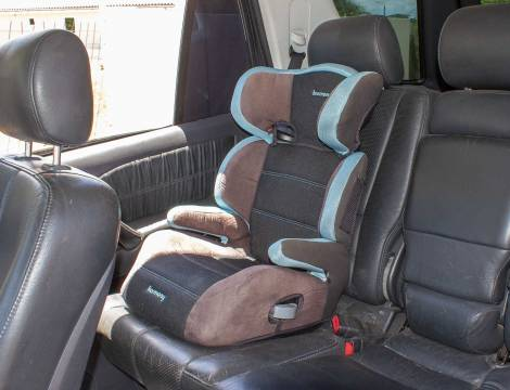 Kinderzitjes / Child seats