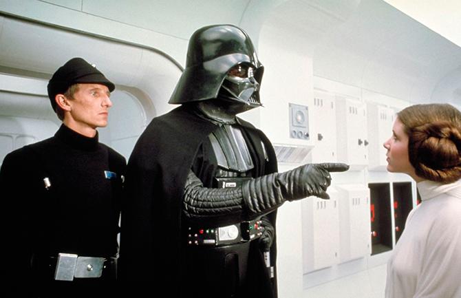 Star Wars Episode VII-A New Blog (1/4)