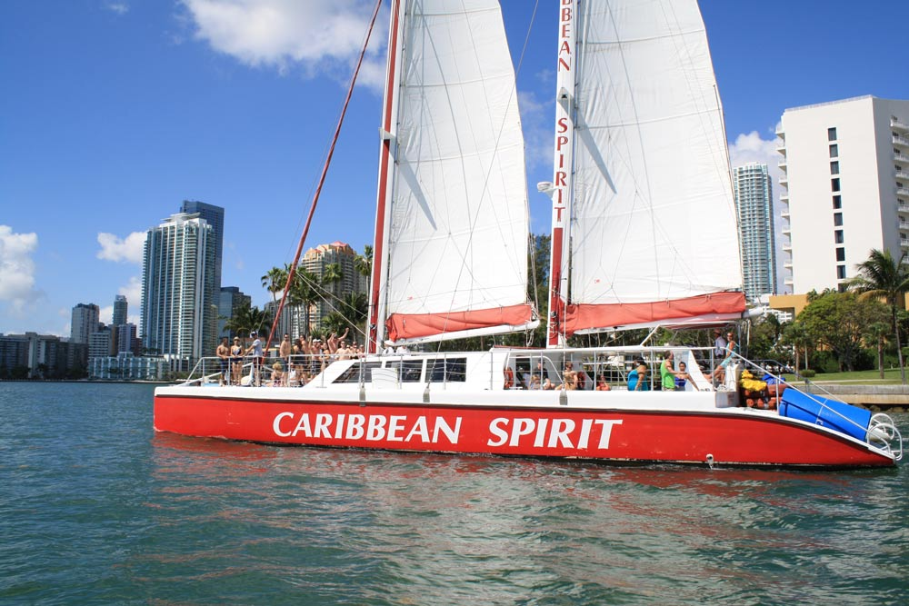 Tropicalsailing Is The Best Choice For Miami Boat