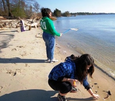 How to find Buried Treasures