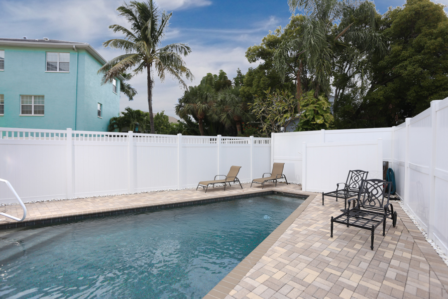 Siesta Key Village Luxury Townhouse Tropical Siesta Key