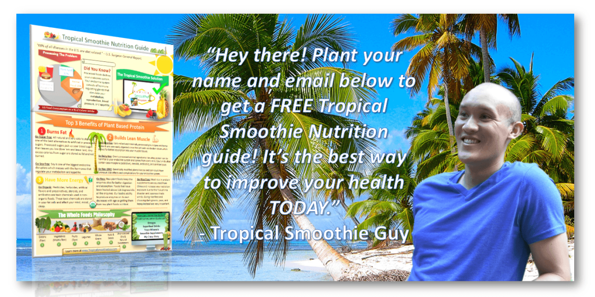 Tropical Smoothie Nutrition Training Guide Opt In