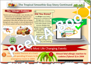 Tropical Smoothie Guy Story Part 2 Halfsie
