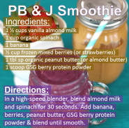 Superfood Smoothie Recipes