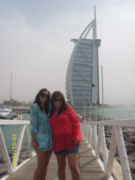 Me in Dubai!