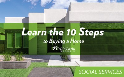 Learn the 10 Steps to Buying a Home