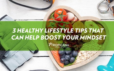 3 Healthy Lifestyle Tips that Can Help Boost Your Mindset