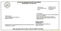 Arizona dealers license application