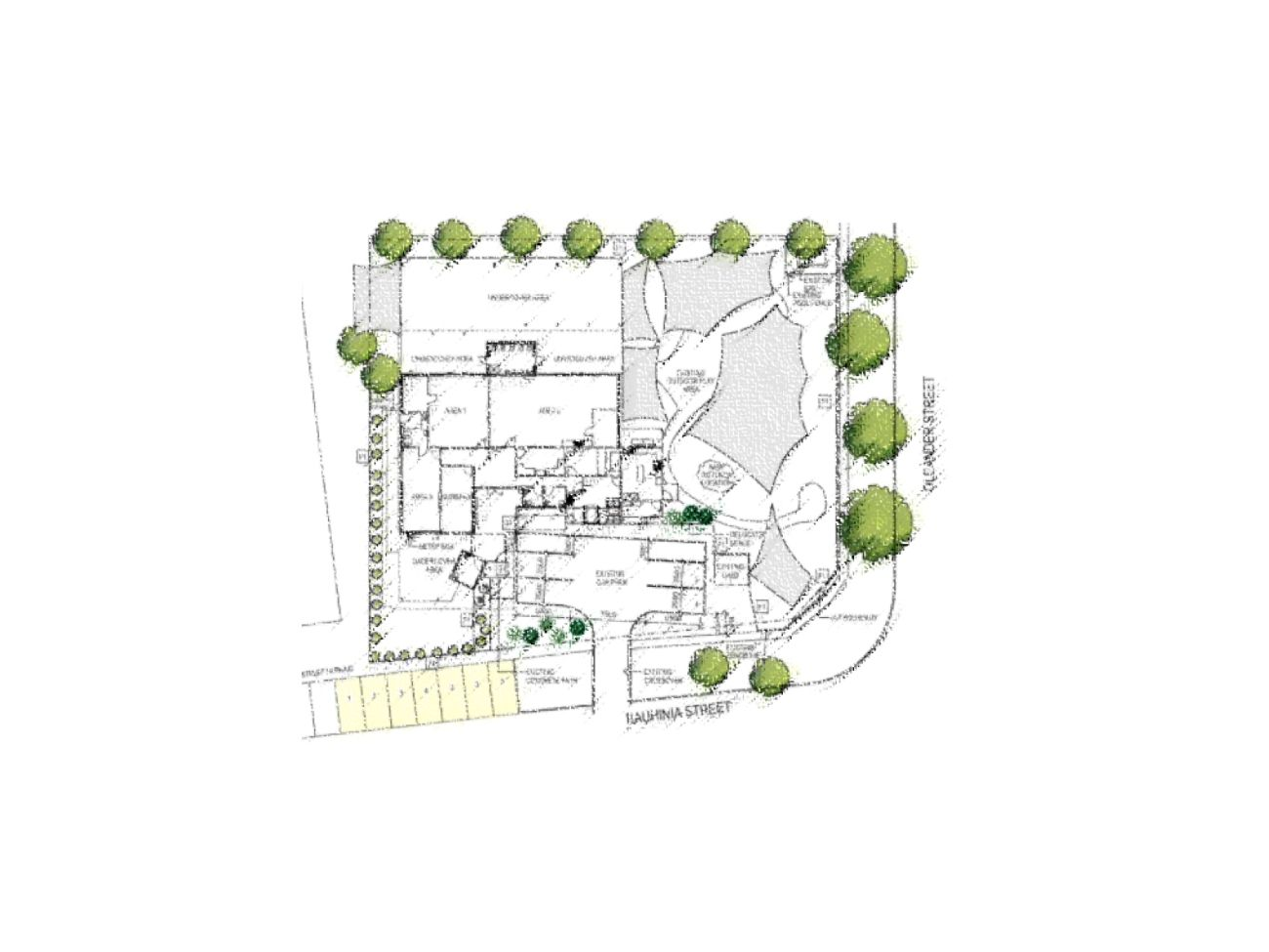 Childcare Centre Redevelopment Town Planning