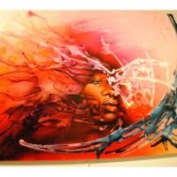 Interview de Tropics Magazine avec le Peintre Claudy Khan