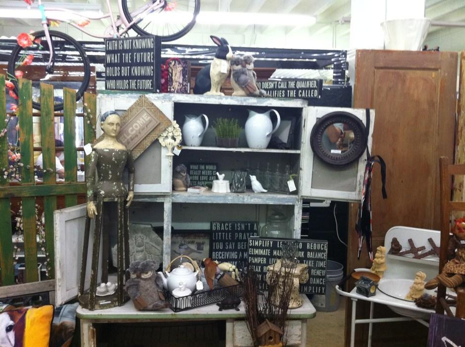 A junk shop in Elizabethton