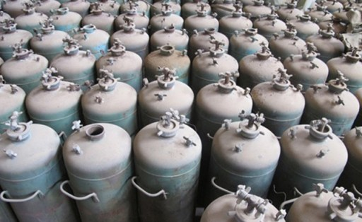 chemical weapons libya