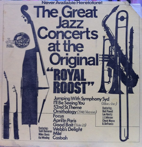 Great Jazz Concerts at the Original Royal Roost