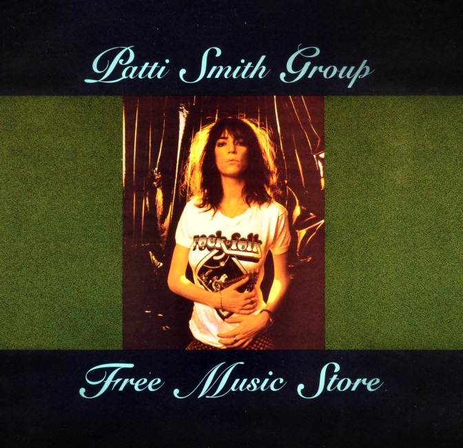 Patti Smith - Front