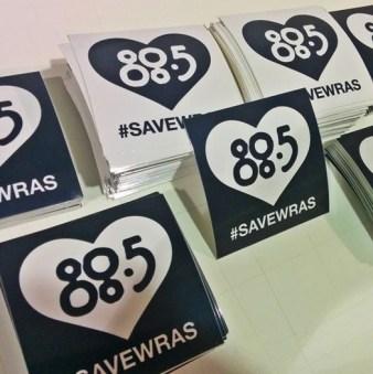 save WRAS