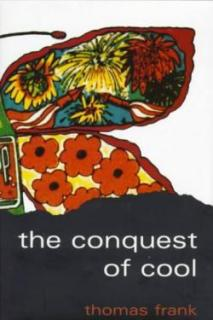 conquest of cool frank book cover