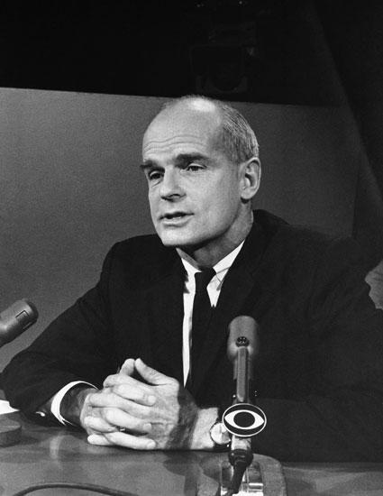 Senator William Proxmire