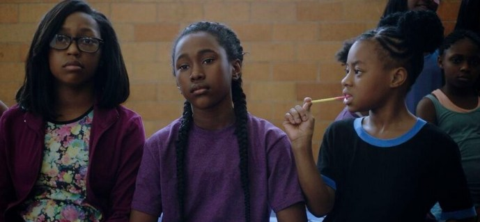 The Fits girls