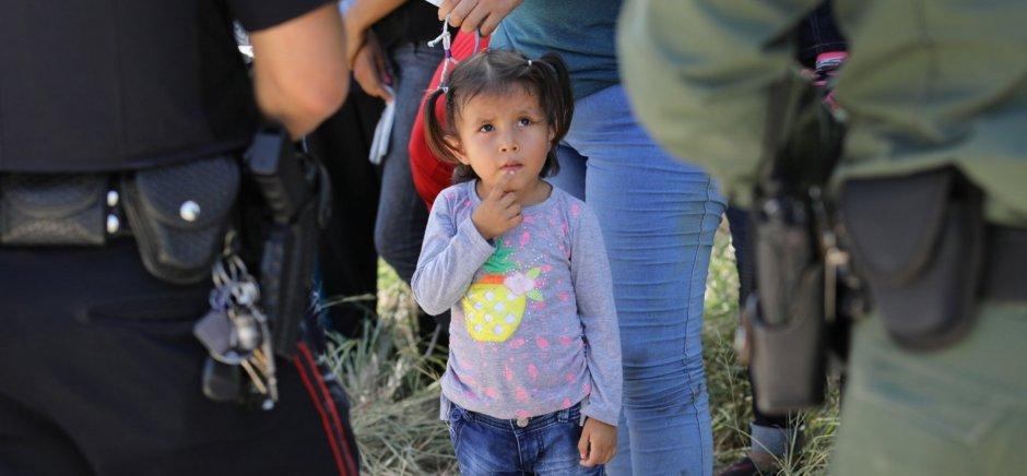 girl detained