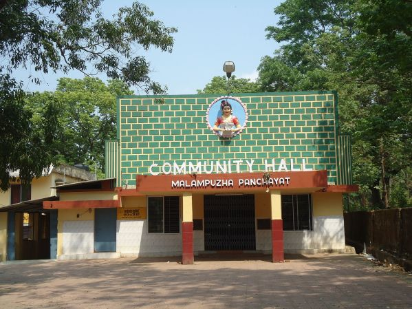 Malampuzha_panchayat_community_hall