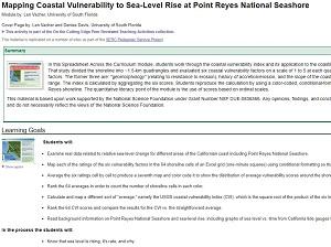 Sea level rise