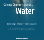 Teaching Module: Climate Change and Water