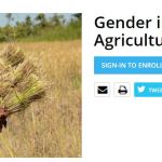 E-learning Course: Integrating Gender in Climate Projects