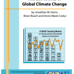 Reading: Economics and Global Climate Change